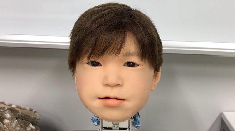 робот Affetto