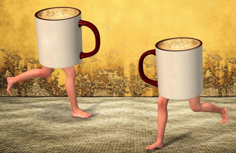 как называют людей которые кофе