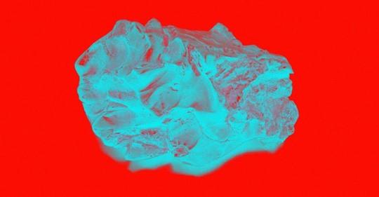 Белок в метеорите