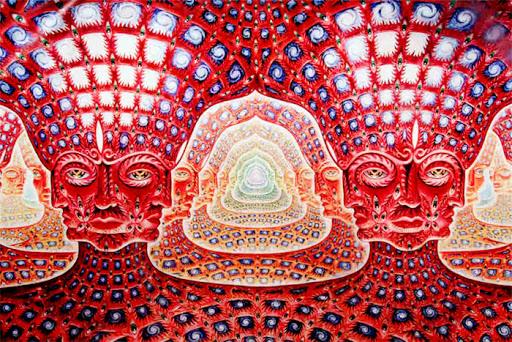 психоделики