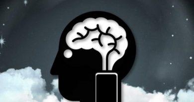 Зависимость от смартфонов связана с уменьшенными структурами мозга