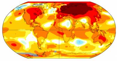 Россия пережила самую теплую зиму за 130 лет