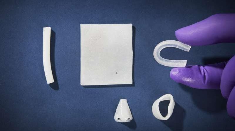 Новый материал с оптимальными свойствами может заменить ткани человека