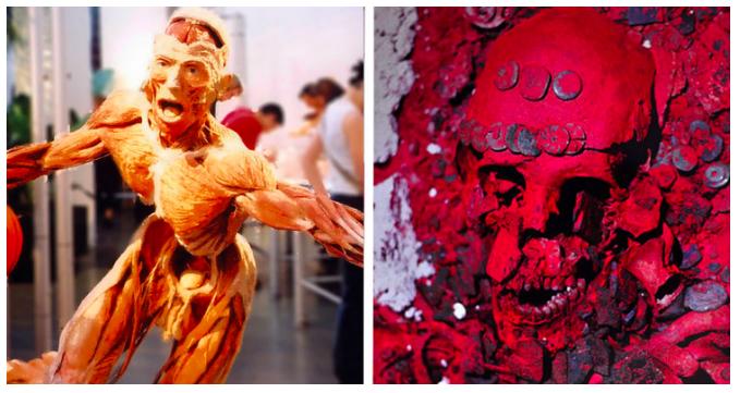 6 впечатляющих способов, которыми люди пытались сохранить мертвых