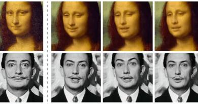 Можно легко создавать фальшивые видео лишь с 1 фотографии лица