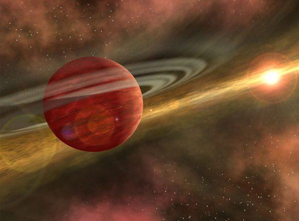 Могут ли планеты быть больше, чем их звезды-хозяева?