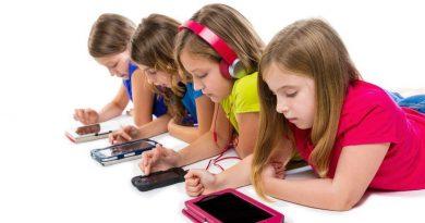 Технологии не вредят социальным навыкам детей