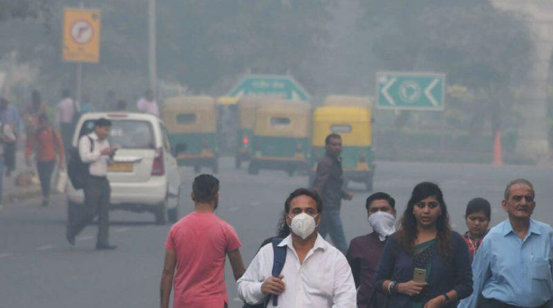 Из-за карантина загрязнение воздуха снизилось до 60% в 9 крупных городах