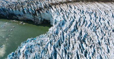 Обрушение евразийского ледяного покрова подняло моря на восемь метров