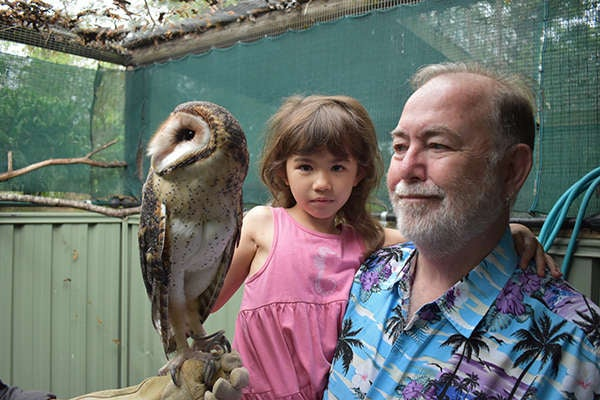 6-летняя девочка, которая любит сов, опубликовала научную статью