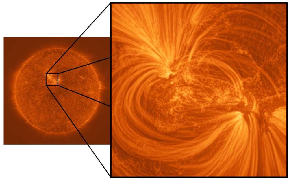 Это невероятные изображения Солнца с самым высоким разрешением