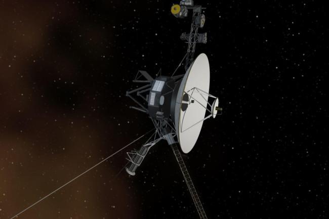 Спустя 40 лет у Вояджер все еще есть инструменты для связи с NASA