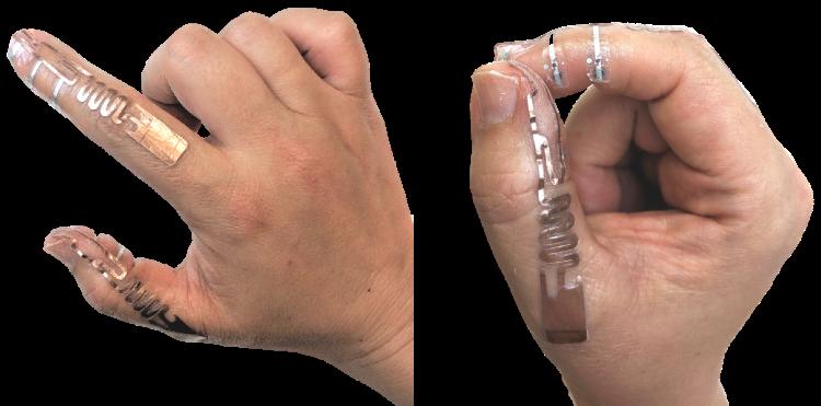Управление компьютером кончиками пальцев