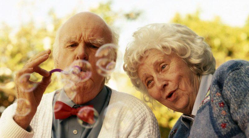 54% мужчин и 31% женщин старше 70 лет сексуально активны