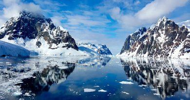 Ученые нашли звездную пыль в снегу Антарктиды