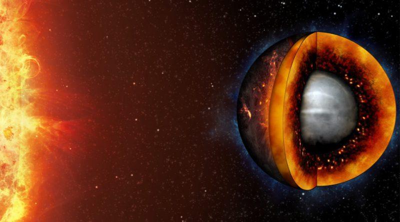 Расплавленные экзопланеты могут объяснить образование подобных Земле миров