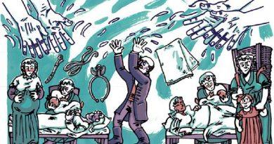 Трагическая история доктора, который первым одобрил мытье рук
