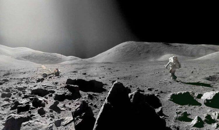 Почему лунная пыль очень опасна для людей