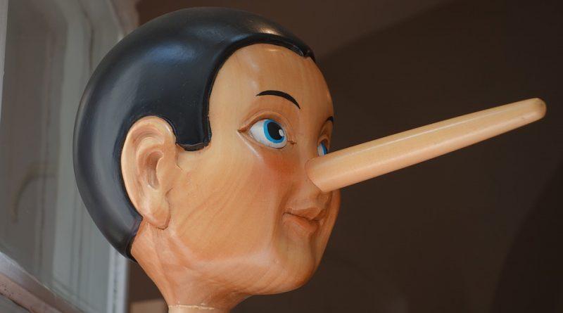 Пожилые люди верят своей собственной лжи