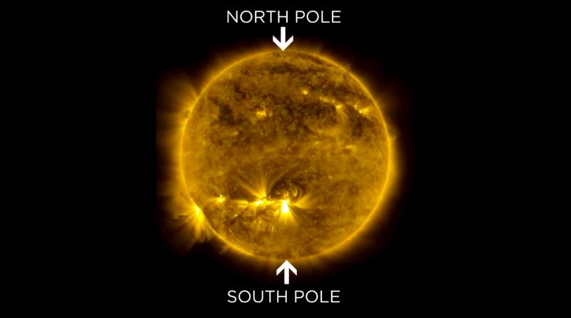 Амбициозная новая миссия по исследованию полюсов Солнца - Solar Orbiter