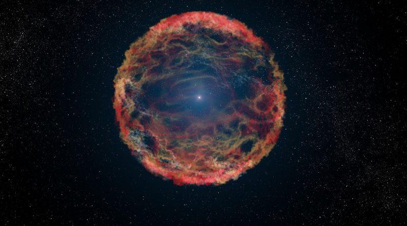 Астрофизики уничтожают виртуальные звезды, чтобы симулировать рождение черных дыр