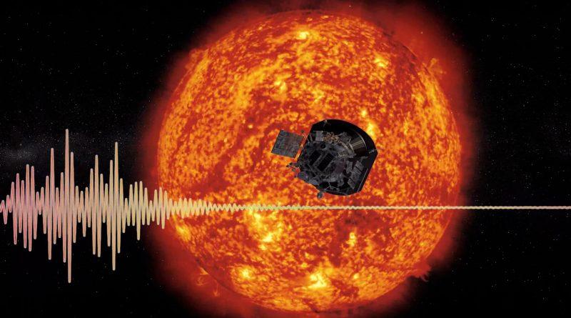 НАСА подслушивало Солнце, и вы тоже можете его услышать