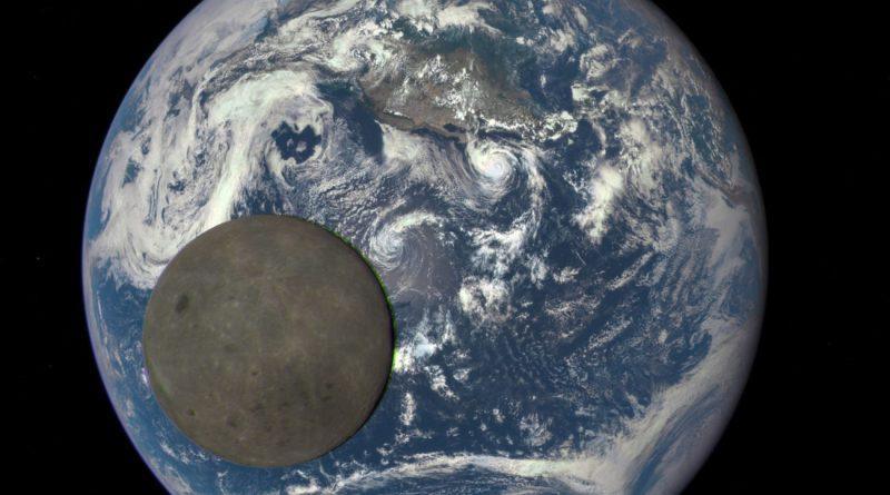 Луна удаляется от Земли со скоростью 3,8 сантиметра в год, но так было не всегда