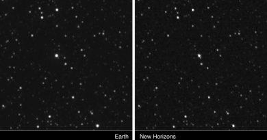New Horizons провел самый дальний эксперимент по параллаксу