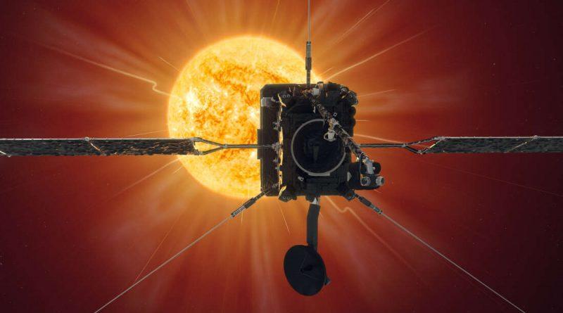Solar Orbiter завершает первый близкий проход к Солнцу