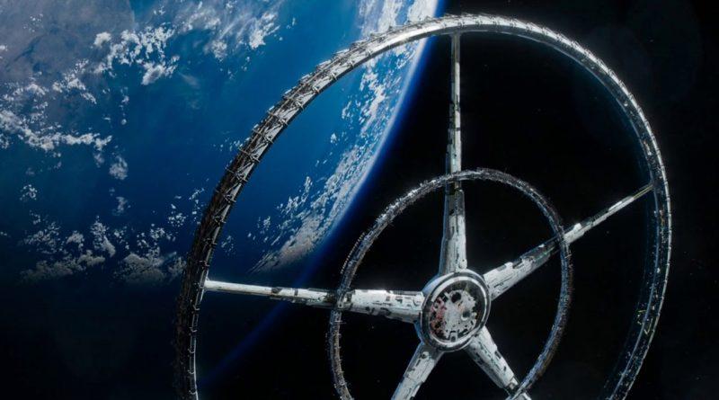 Создание искусственной гравитации в космосе
