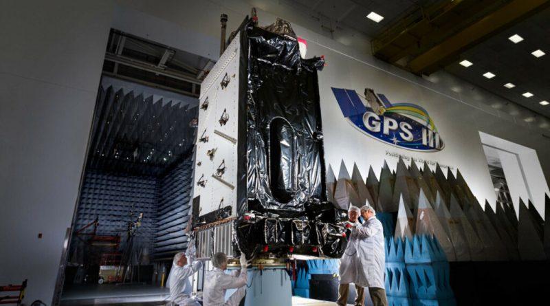 SpaceX запустила новый спутник, который сделает GPS в три раза более точным (в конце концов)