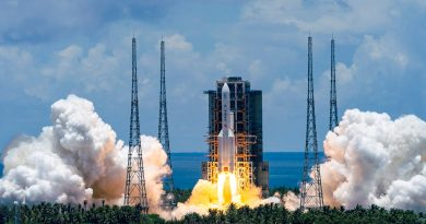 Китай успешно запустил амбициозную миссию на Марс