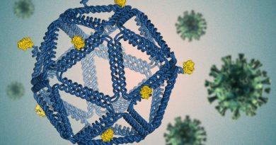 ДНК оригами