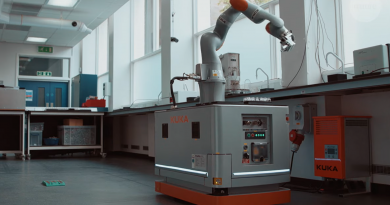 Робот химик