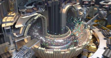 Ученые начали строительство крупнейшего в мире термоядерного реактора