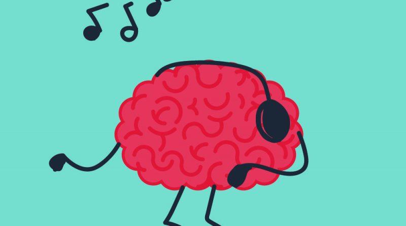мозг музыка