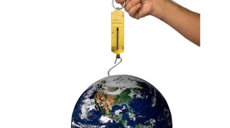 вес Земли