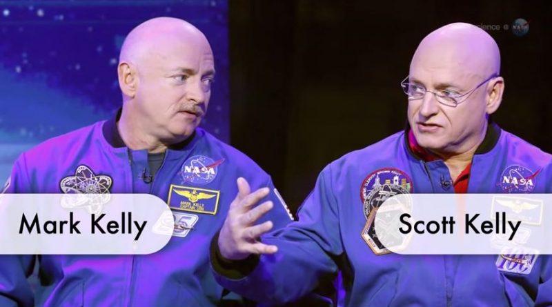 Эксперимент космонавтов-близнецов